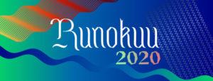 Vuoden 2020 Runokuu-festivaalin banneri.