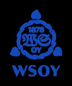 Wsoy-kustantamon logo