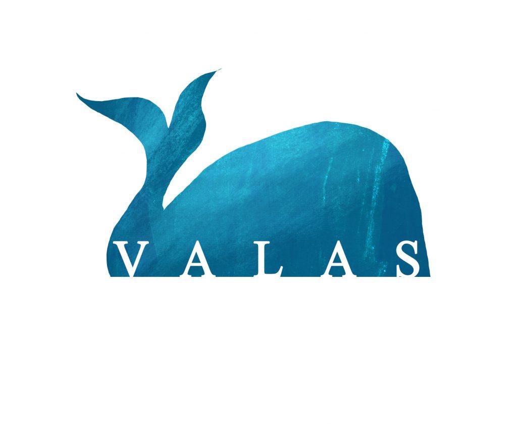 VaLas-kollektiivin logo.