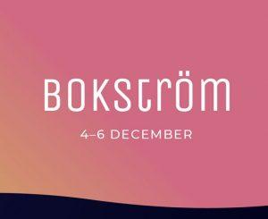 Bokström logo.