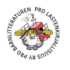 Pro Lastenkirjallisuus logo.