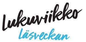 Lukuviikon logo.