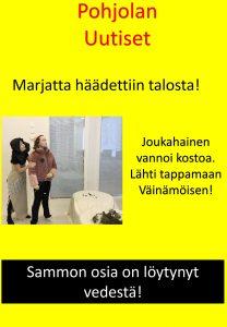 Kalevala-aiheinen lööppi 1.