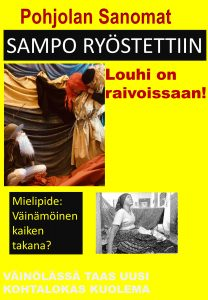 Kalevala-aiheinen lööppi 2.