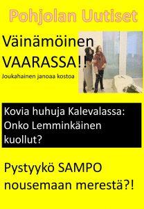 Kalevala-aiheinen lööppi 5.