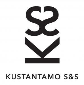 Kustantamo S&S logo.